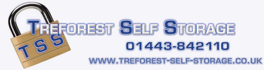 Treforest Self Storage - 01443 842110